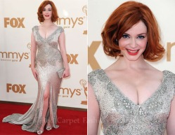 Christina-Hendricks-In-Johanna-Johnson-2011-Emmy-Awards